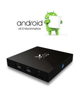 Android box outlet MXQ X96 H96 Kodi 4k