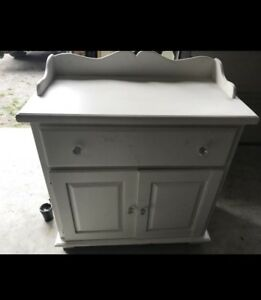 Dresser or baby change table