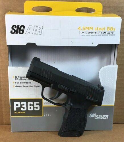 SIG SAUER AIR P365 .177 Caliber 4.5mm BB Gun
