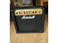 Old Marshall Valvestate 8010 10w Amp