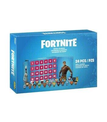 Funko Pop Fortnite Advent Calendar 24 Pc Pocket Pop! Mini Figures Brand New