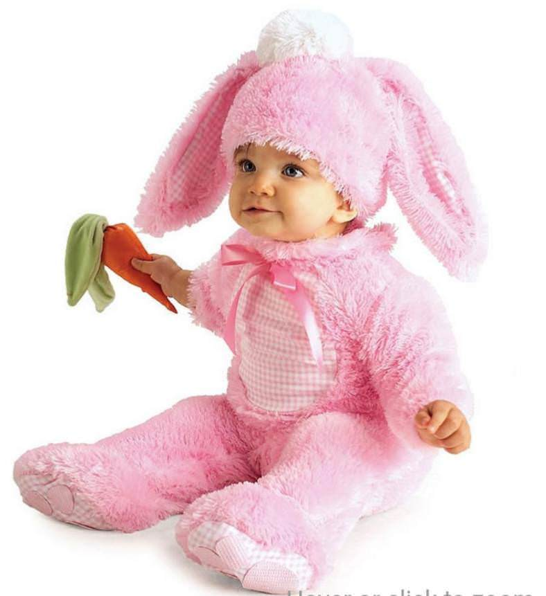 Pink Bunny Rabbit Costume