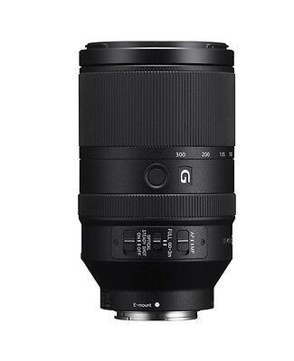 Sony SEL70300G FE 70-300mm f/4.5-5.6 G OSS Lens for E-Mount -Express Ship