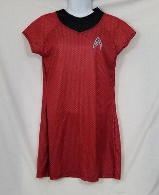 Rubie's Women's Star Trek Into Darkness Deluxe Uhura - Star Trek Uhura Kostüme Deluxe