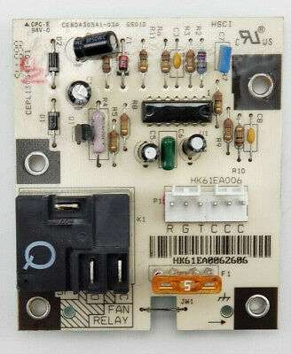 Upgraded Replacement for Carrier Furnace Control Circuit Board HK61GA001