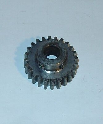 Printing Press Parts A. B. Dick 9800 360 375 Water Fountain Roller Gear 080599