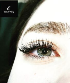 Eyelash Extensions Promotion from $45~