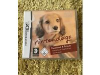 Nintendo Dogs Dachshund & friends