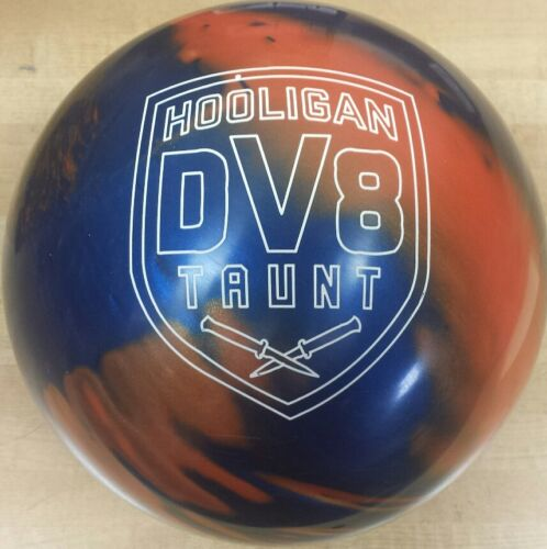 14lb Dv8 Hooligan Taunt Bowling Ball