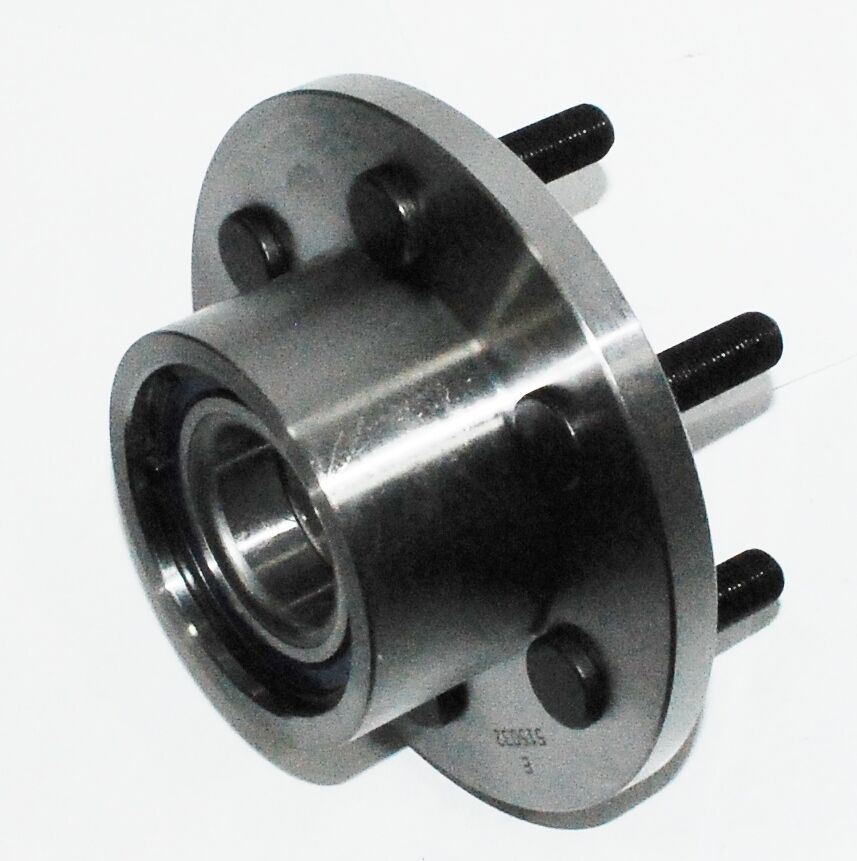 2 Pcs Front Wheel Hub Assembly For 1999