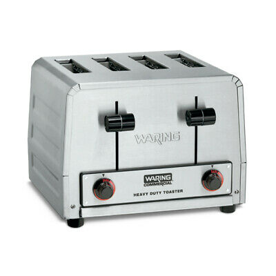 Waring Wct805b Commercial Toaster Heavy-duty