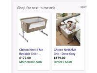 Next 2 me crib
