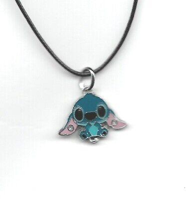 Stitch from Lilio & Stitch Charm Pendant Necklace