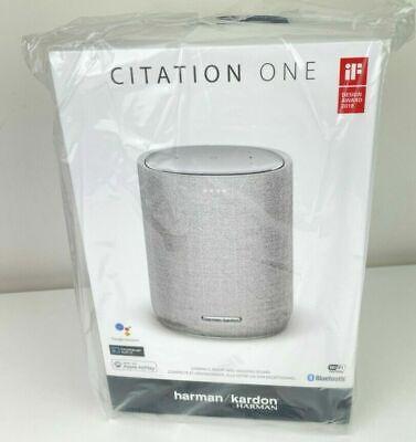 Harman Kardon Citation One Mk II Smart Speaker New