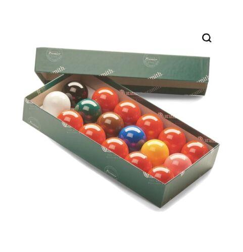 Aramith Premier Snooker Balls 2