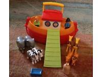 Playmobil 123 Zoo and Noahs Ark