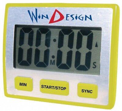 Optiparts Optimist WinDesign Digitaler Regatta Timer Uhr für Rumpf Mast Baum ()
