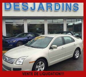 2008 FORD FUSION***INSPECTÉ PAR FORD 132 POINTS ***