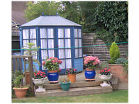 Rowlinson Ryton 8ft x 6ft Summer House. Dismantled buyer to take away.