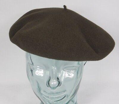 Pebeo Beret Barret 10 Large Herrenbaske Brown French Basque New - Barret Hat