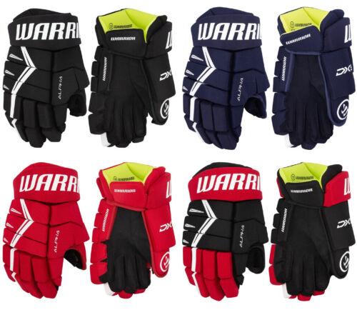 Warrior Alpha DX5 Hockey Gloves - Sr, Jr