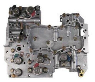 Subaru 4EAT Valve Body And All Solenoids 1998 2000 Lifetime Warranty
