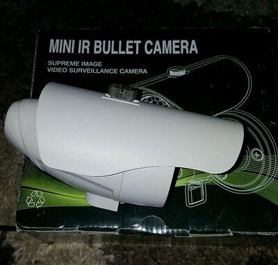 Wonwoo Mini IR Bullet Camera IRF-600N-30