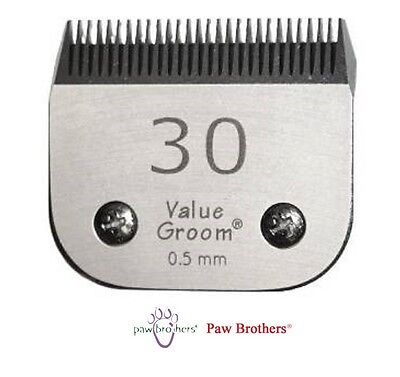 PRO DOG CAT PET GROOMING 30 BLADE*Fit Oster A5 A6,Andis AG/BG,Most Wahl Clippers
