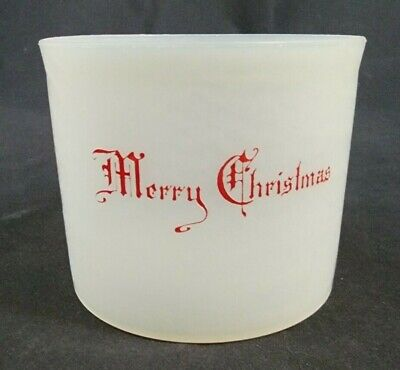 """VINTAGE ~ Tupperware Millionaire Line - Tupper! """"Merry Christmas"""" Container #250"""