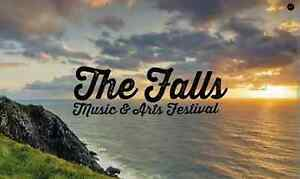 Falls Festival Byron Bay 1 day Jan 02 ticket Southport Gold Coast City Preview