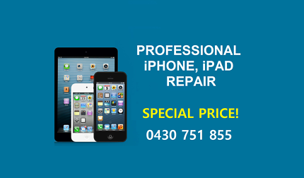 IPHONE SCREEN REPAIR, IPAD FIX LCD REPLACEMENT APPLE DIGITIZER Southport Gold Coast City Preview