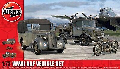 AIRFIX A03311 1:72 RAF VEHICLE SET