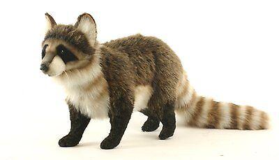 Hansa 18 inch Posable Raccoon Stuffed Animal