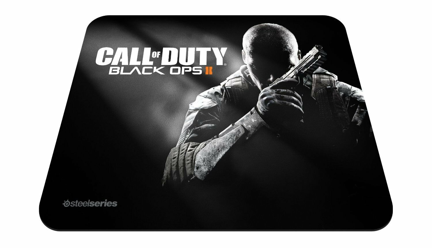SteelSeries Call Of Duty Black Ops II QcK Gaming Mouse Pad-