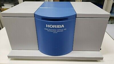 Refurbished Horiba La-910 Laser Particle Size Distribution Analyzer