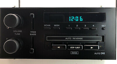 1989 - 1994 Chevy Delco AM/FM radio cassette, fits Blazer S10 Camaro  #16169215