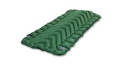 KLYMIT Static V JUNIOR Sleeping Pad GREEN Lightweight Camping BRAND NEW