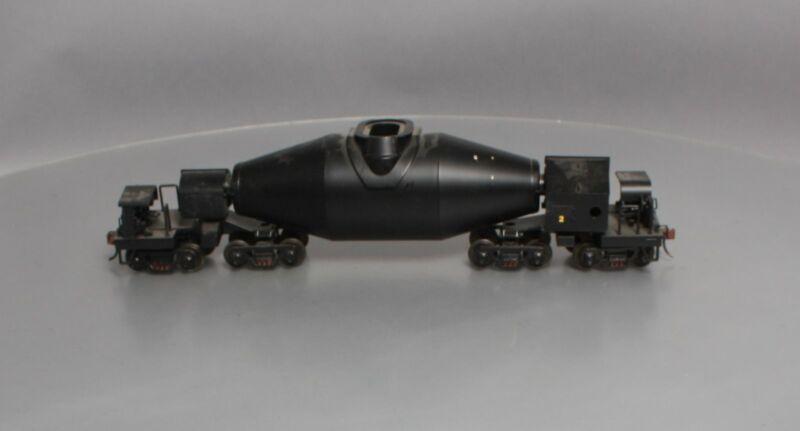 O Scale 2 Rail Hot Metal Car EX