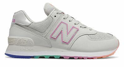 New Balance Women's 574 Shoes White