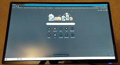 Acer G6 G276HL 27-Inch Full HD Widescreen LCD Monitor (1920 x 1080) (VGA & DVI)