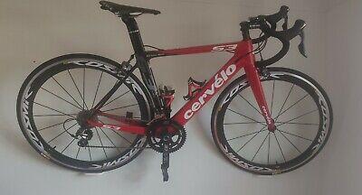 Cervelo S3 carbon road bike (showroom condition)