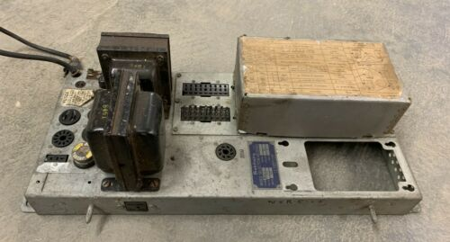 Seeburg Wired Selection Receiver Type WSR5-L6  Untested