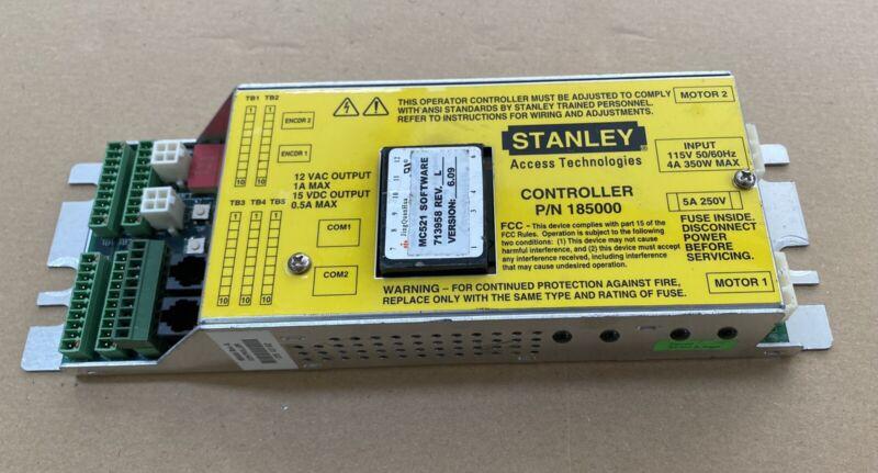 Stanley MC521 185000 Single Controller