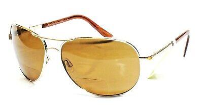 Suncloud Aviator Polarized Reader Sunglasses Gold/Brown (Suncloud Aviator Sunglasses)