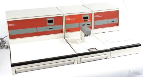 Miles Scientific Tissue-Tek Thermal 4585 Cryo 4587 Dispensing 4586 Console Set