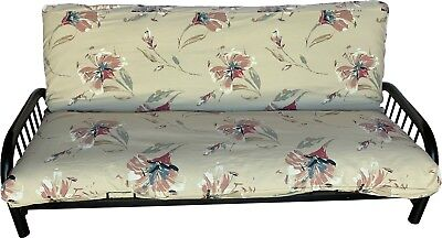 Canvas Queen Size Futon Mattress Covers, Slipcovers 100% cot