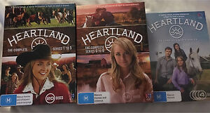 HEARTLAND DVD SERIES 1-9 Gosnells Gosnells Area Preview