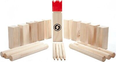 Kubb Lawn Game - Outdoor Games - Striker Games  - Party Games - Strategic - Outdoor Party Games