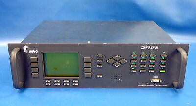 Acterna Wavetek Wandel Goltermann Jdsu Wwg Sda-5500 Stealth Sweep Transceiver