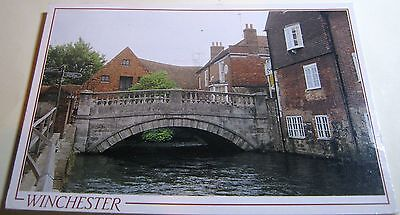 England Winchester Old City Bridge and Mill PHA01399 J Arthur Dixon - posted 199